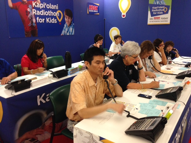 2014 Kapi'olani Children's Miracle Network and CPCU Hawaii ...